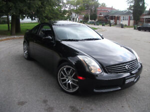 2005 Infiniti Coupe Excellent Condition Certified!!!!!!