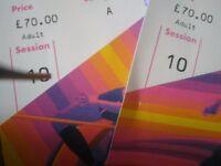 2x Cat A Tickets IAAF World Athletics Friday 11th AM Cost Price! £70 each
