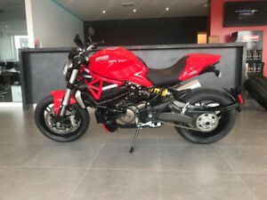 2016 DUCATI MONSTER 1200S!!$90.04 BI-WEEKLY WITH $0 DOWN!!