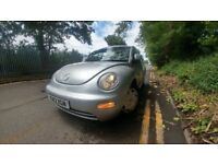 VOLKSWAGEN BEETLE HATCHBACK 1.6//1 PREVIOUS KEEPER//1 YEAR BRAND NEW MOT £950