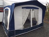 Bradcot portico awning in excellent condition £70 ono
