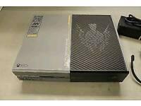 XBOX ONE 1TB (LIMITED EDITION ADVANCED WARFARE MODEL)