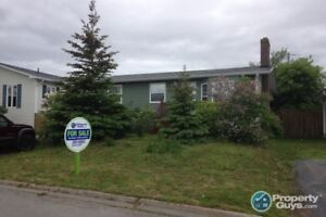 4 bed/2 bath, fully finished basement, solid, well built home