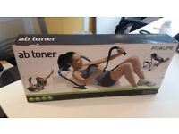 Fit4Life Ab Toner - brand new in box