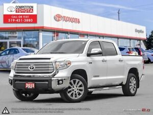 2015 Toyota Tundra Limited 5.7L V8 Toyota Certified, One Owne...