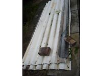 3 roof sheets