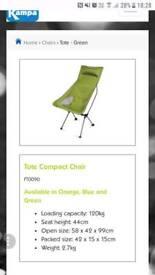 Kampa tote compact chair