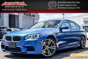 2014 BMW M5 |DriverAssistancePlus,ExecutivePkgs|HarmonKardon|S