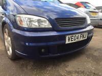 + BREAKING + VAUXHALL ZAFIRA 2.0 Turbo Diesel DTI SRI GSI 7 seater L@@k