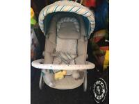 Mothercare bouncy chair