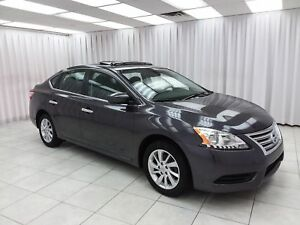 2014 Nissan Sentra 1.8SV PURE DRIVE SEDAN w/ BLUETOOTH, HEATED S