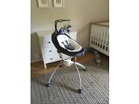 Babymoov Swoon Up Baby Bouncer/Chair. Excellent Condition