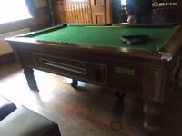 Pub pool table for quick sale