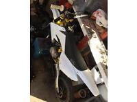 Pit bike and parts for sale