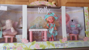 Vintage Barbie Kelly Doll Collector Items - Mint in Box