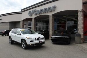 2015 Jeep Cherokee CHEROKEE CLASSIC/LIMITED  - Low Mileage