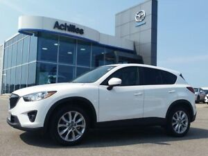2015 Mazda CX-5 GT-AWD, Leather, Tech Pkg, Loaded