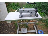 Seiko Walking Foot Industrial Sewing Machine(for upholstery, Handbags,shoes, Horse Rugs, Dog Collars