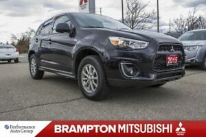 2015 Mitsubishi RVR SE|HEATED SEATS|BLUETOOTH|ALLOYS|CRUISE CTRL
