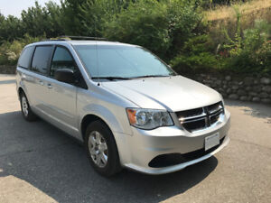 2012 Dodge Caravan Overseas move must sell!
