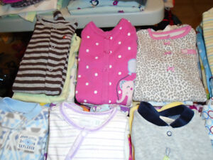 Baby Clothes For Sale 50 Cents Each In Very Good Condition...