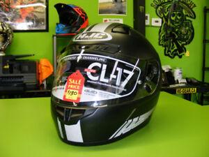 HJC Helmet - XL - Snell Approved at RE-GEAR