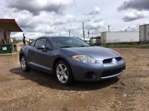 2007 Mitsubishi Eclipse GT -NO CREDIT CHECKS! CALL 780 918 2696