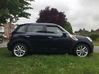 Mini Countryman 2.0 diesel Automatic ONLY £8595