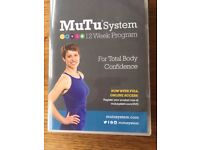 Postnatal Recovery Workout for Mums | 12 Week Programme DVD From MuTu System
