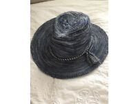Sun hat - blue and white by Parfois
