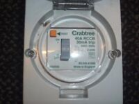 Crabtree circuit Breaker