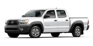 2012 Toyota Tacoma 4X4 DOUBLECAB SPORT Back-up Cam,  Bluetooth,