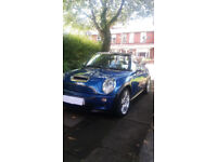 Mini Cooper s chilli pack 170 bhp 6 speed Convertible!!!!!! Citroen bmw Nissan Mercedes Vauxhall vw