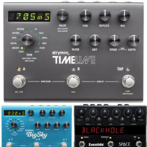 Strymon Timeline for Strymon Big Sky or Eventide Space