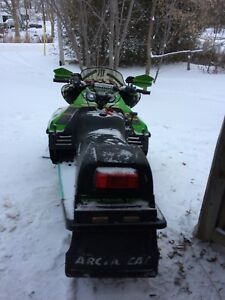 97' arctic cat zr580