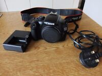 Canon EOS 1100D & Canon EFS 18-55mm IS Lens Package