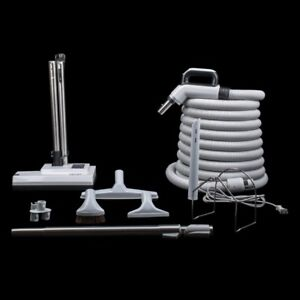 SEBO CENTRAL VACUUM KIT WITH 30' HOSE. $499 SPECIAL PRICE