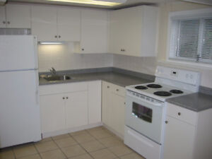 Brentwood - 2 bedroom Basement Suite