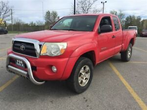2006 Toyota Tacoma V6 | 6 speed manual | push bar