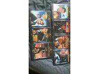 All 7 Roger Moore James Bond films
