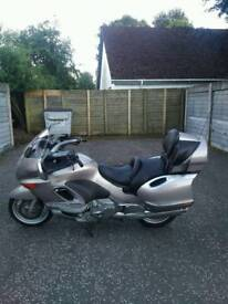 BMW K1200LT LUX covered only 16998 miles