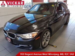 2015 BMW 3 Series 328i xDrive/ Navigation/ Red Interior