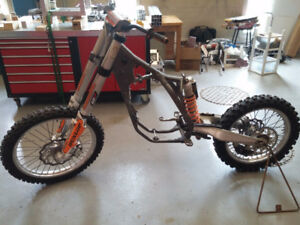 2013 KTM 450 SX-F Motocross Bike Parts