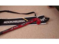 Hockey stick,bag and ball
