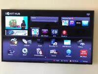 """Samsung smart led 55"""" tv"""