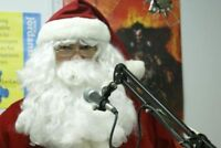 Santa Claus for your events
