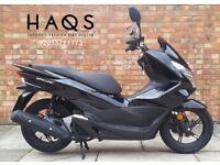 Honda PCX 125, Pre Reg - Brand new scooter