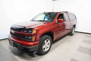 2011 CHEVROLET COLORADO 2WD EXTENDED CAB BOITE EN FIBRE 3.7L BLU