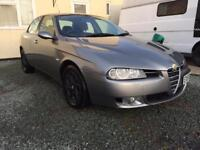 Alfa Romeo 156 JTD 2.4 cheap run around bargain