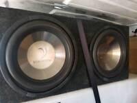 diamond audio 12 inch subs